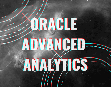 Webinar gratuito Oracle Advanced Analytics