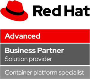 Red Hat Advanced Business Partner - Container platform specialist